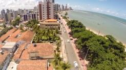 Vista aérea de Casa Caiada. Foto: Ytalo Silva/Pref.Olinda