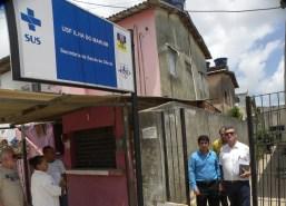 Vistoria nas unidades de Saúde de Olinda