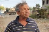 Joel Viera morador e comerciante do local/Fotografia: Alice Mafra