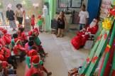 Secretaria de Transportes e Trânsito fazem festa de Natal. Foto: Arquimedes Santos/divulgação PMO