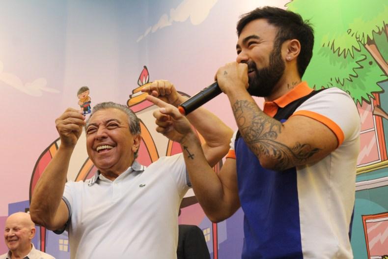 Maurício e Mauro de Sousa