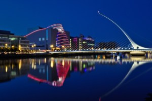 IFSC night shot