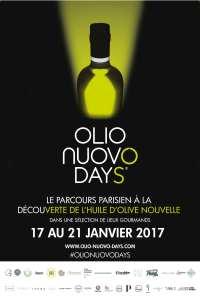 OLIO NUOVO DAYS 2017