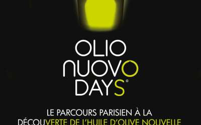 L'olio nuovo chez TABLE, «un gras délicat, évanescent, une affirmation véritable»