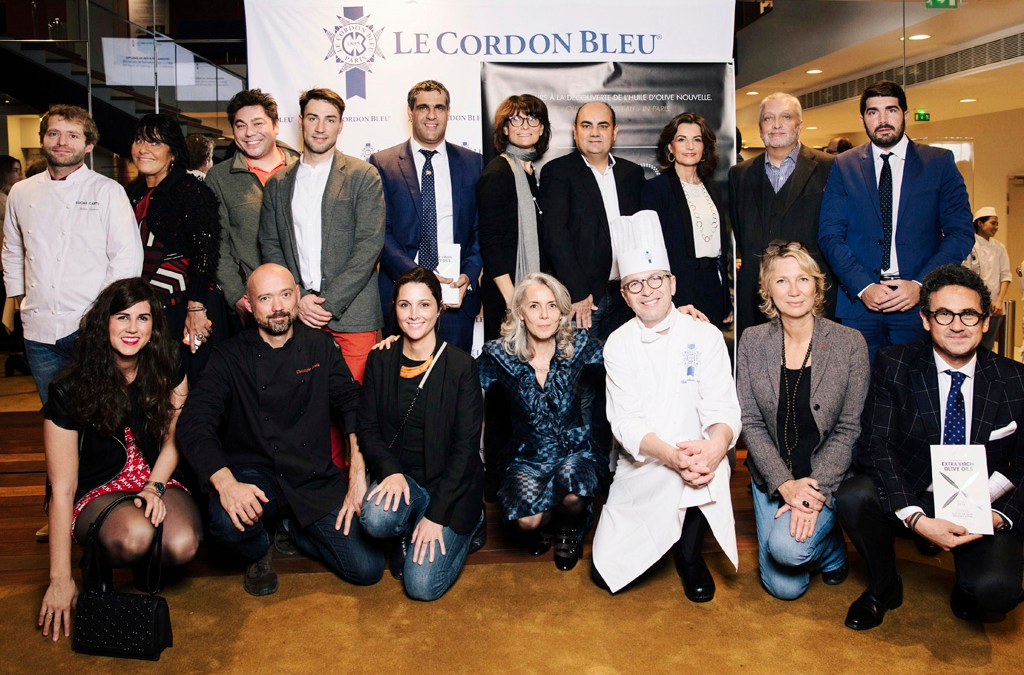 Mercacei : conférence de presse Olio Nuovo Days à l'Institut Le Cordon Bleu