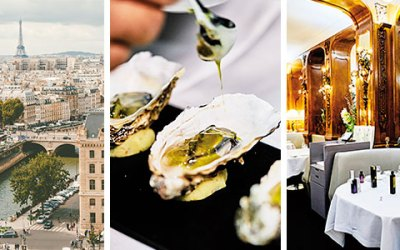 Olio Nuovo Days will organize a Master Class on EVOO at the Ritz Hotel in Paris