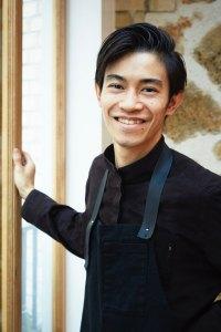 chef Sugio Yamaguchi Botanique
