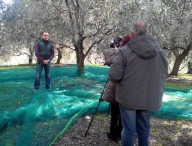 Paolo Viani intervistato da Eliana Miraglia di RAI3