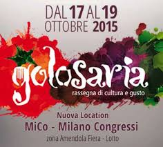 Logo Golosaria 2015