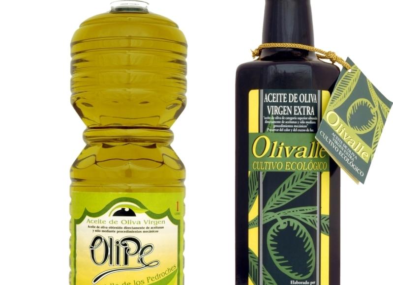 Aceite de Oliva Olipe Olivalle Olivarera Los Pedroches