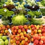 vegetales y frutas en mercado aceite ecologico olivar de sierra los pedroches olivarera olipe olivalle