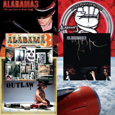 Alabama 3 - All Packshots
