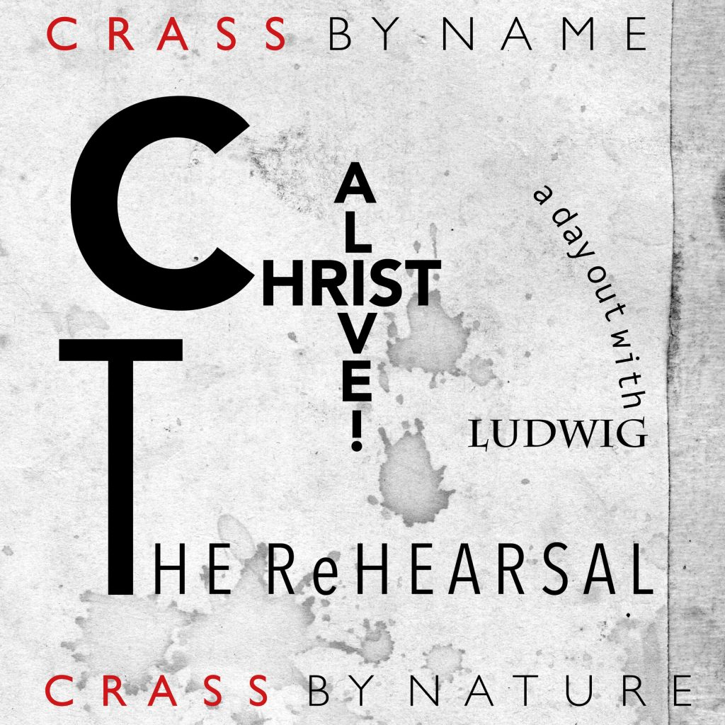 Crass - CHRIST ALIVE - Packshot