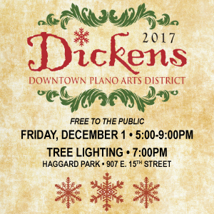 Dickens Downtown Plano Arts District