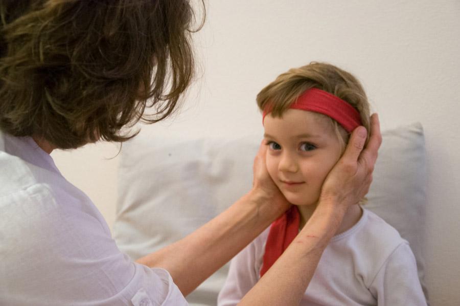 biodinamica craniosacrale per i bambini