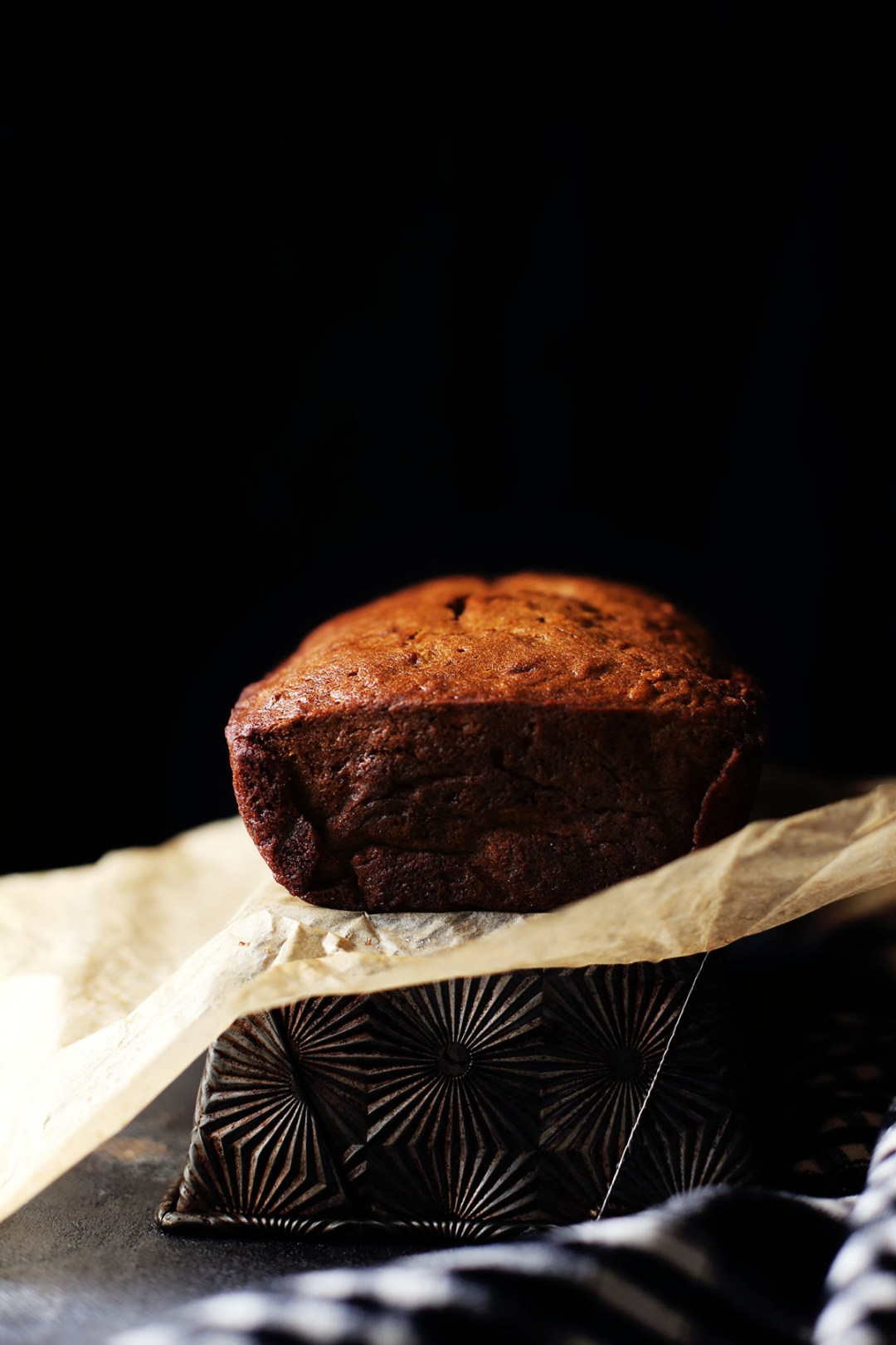 Browned Butter Maple Banana Bread