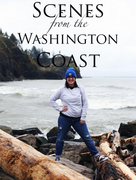 Scenes from the Washington Coast