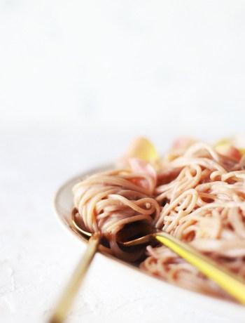 Creamy Rose' Pasta