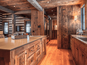 kitchens & cabinets