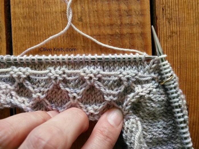 trestle stitch 1