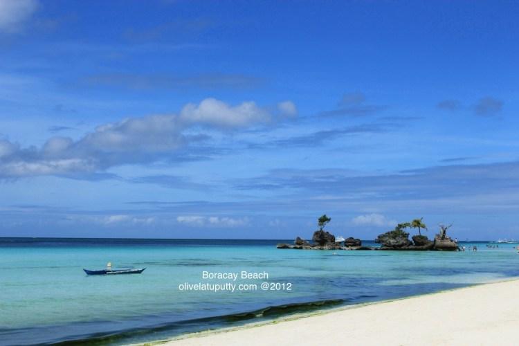 Liburan di Boracay Filipina