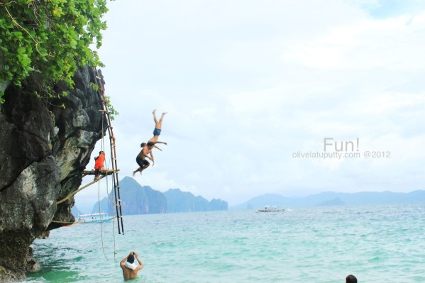 hopping island di EL NIDO
