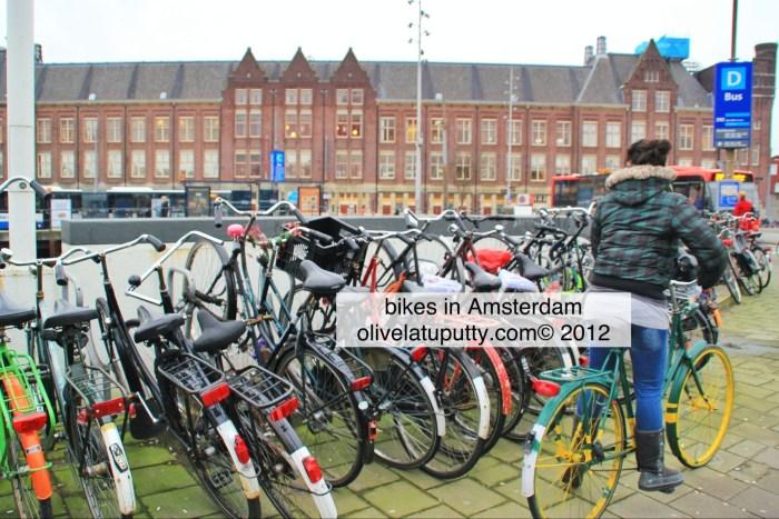 tur singkat di Amsterdam