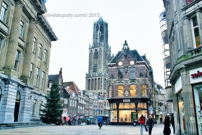 Utrecht Kota Pelajar yang cantik