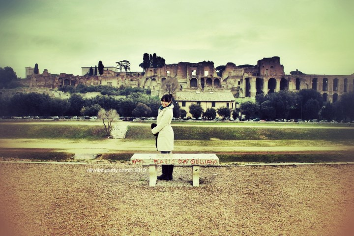Wisata NGINTIP di Roma