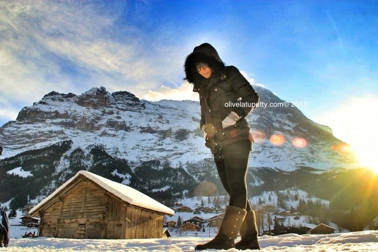 pengalaman Grindelwald Ski Resort