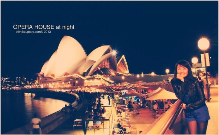 travel ke sydney australia