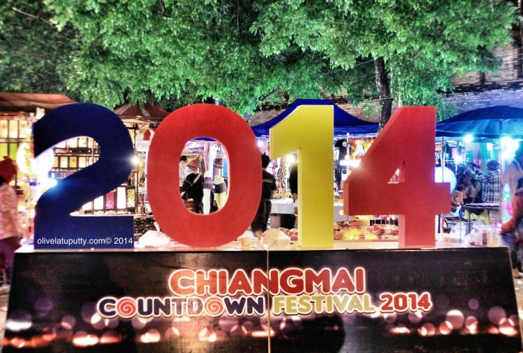 Lantern Festival di ChiangMai