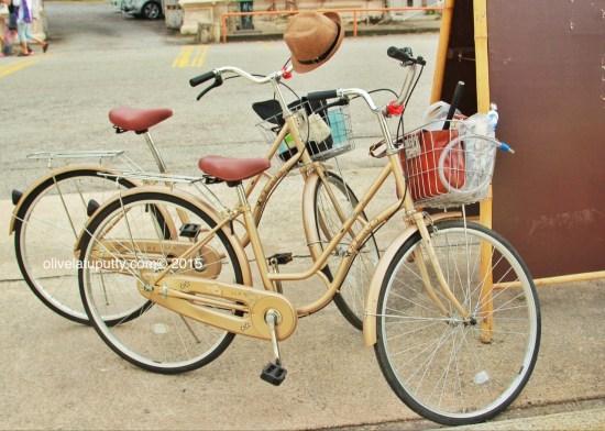 bersepeda keliling georgetown penang