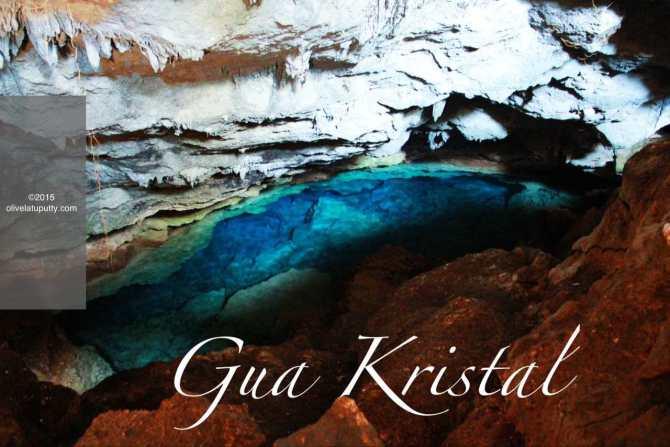 gua kristal kupang