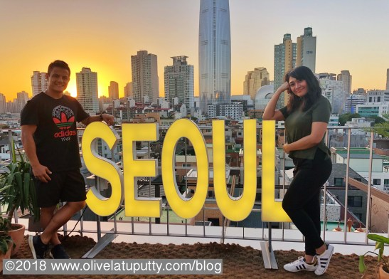 Bulan september di korea