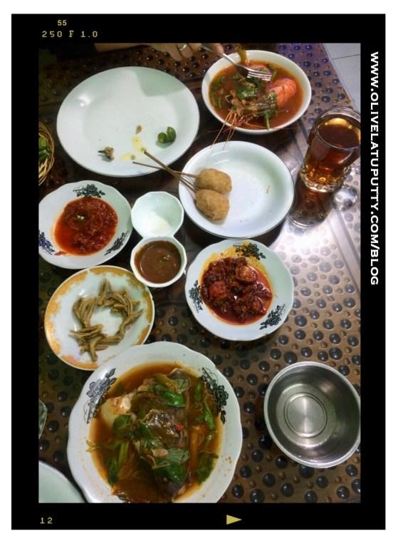24 Jam Kuliner di Palembang