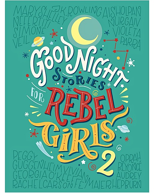 Rebel Girls Book