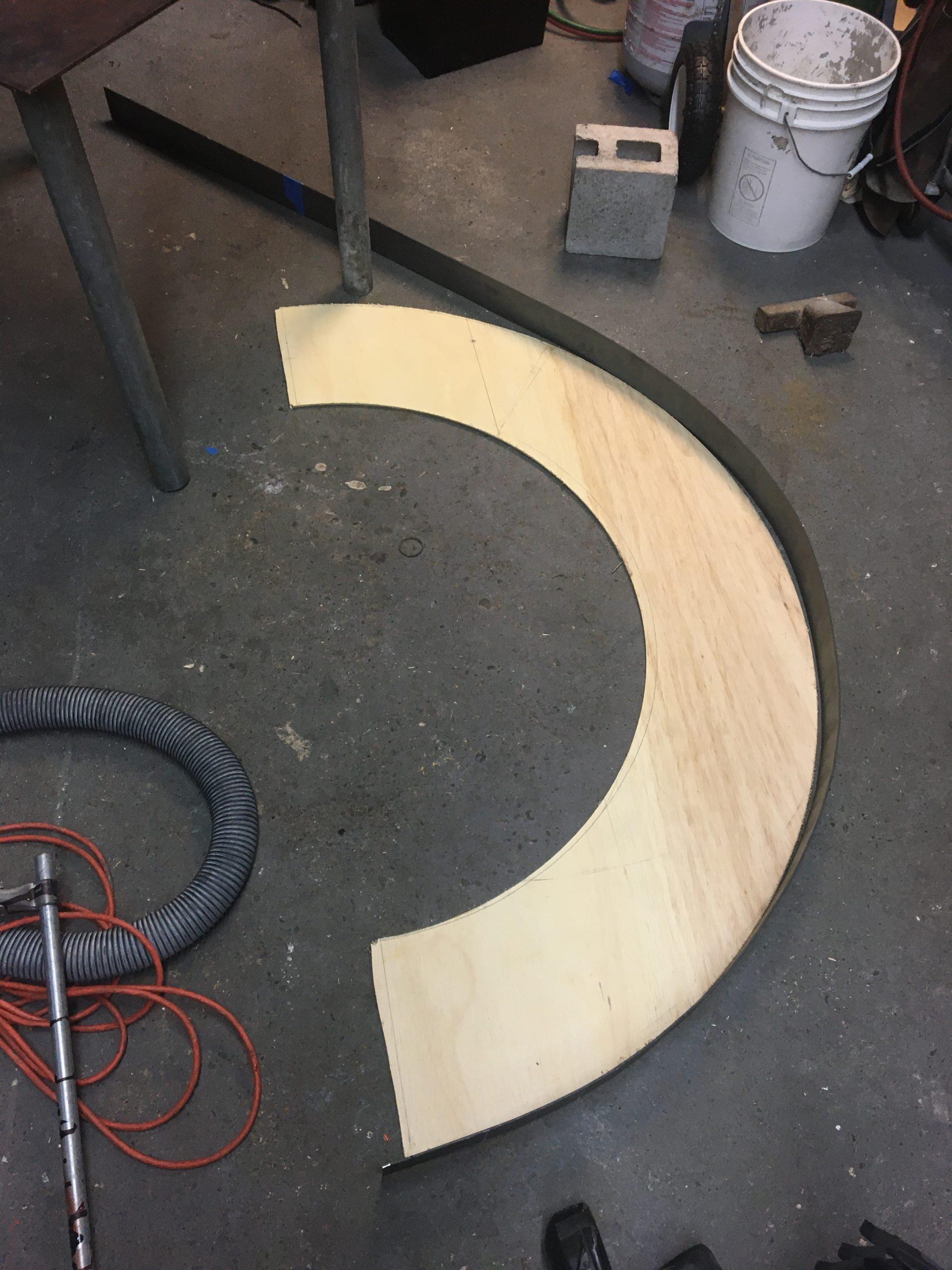 Steel Arc