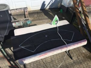 Ironing Velcro
