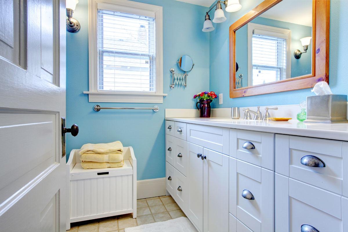 Bathroom Remodeling Services   Oliver Heating & Cooling
