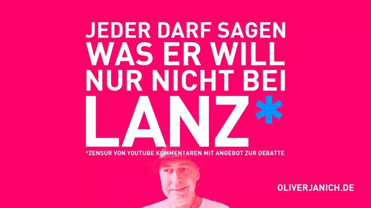 #OliWillReden Klimadebatte Oliver Janich Klimawandel #Rezo Propaganda Meinungsfreiheit ZDF GEZ Umweltschutz
