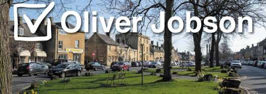 Oliver Jobson Election Candidate in Moreton in Marsh Town Council