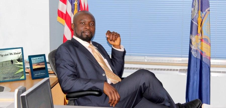 Oliver Oscar Mbamara Esq., - award winning filmmaker, actor, writer, poet & Attorney
