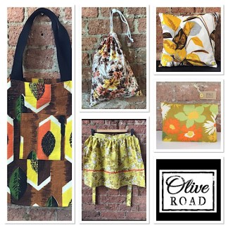 Scrap Busting Accessories Patterns + Sewing Kits