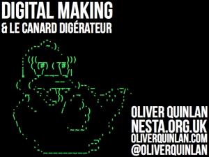 Digital Making cover