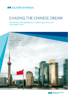 Chasing The Chinese Dream Aspirations And Dilemmas Of