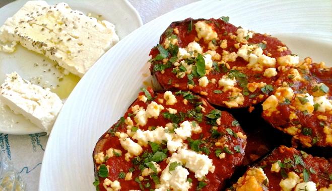 Greek And Mediterranean Food