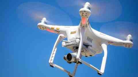 4 vídeos incríveis gravados com drone