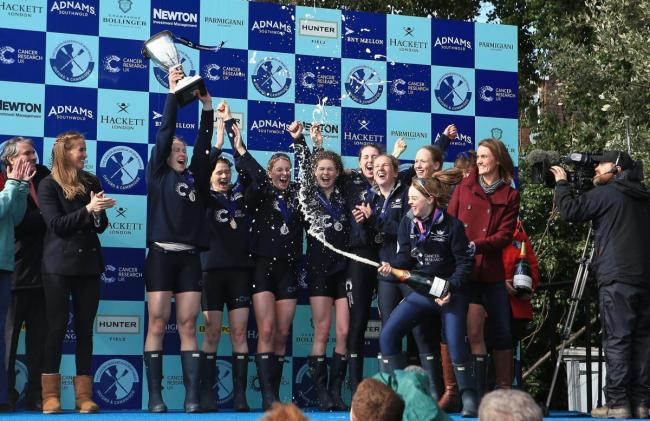 Oxford University Boat Club - Boat Race - Women's Crew