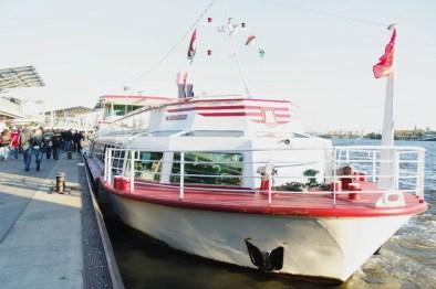 Das Schiff liegt bereit – für Olivia Ahoi!